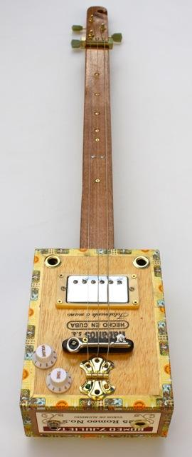 cigar box guitars cigar box guitar shop resources australia. Black Bedroom Furniture Sets. Home Design Ideas