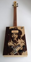 'Robert Johnson' box guitar